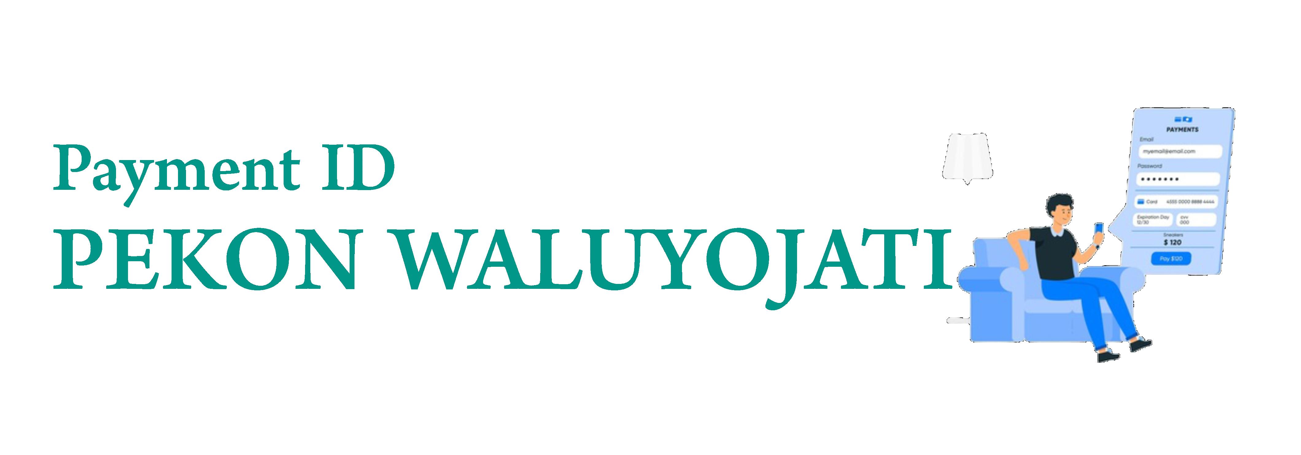 Payment ID Pekon Waluyojati